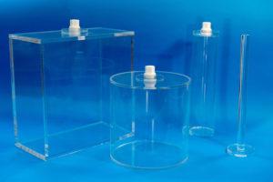 Комплект водных тканеэквивалентных фантомов (КФТВ)